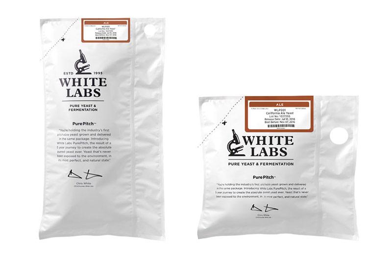 ホワイトラボ社(WHITE LABS)の液体酵母
