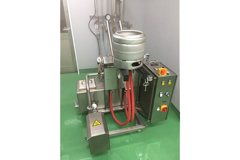 ビール 充填機材 樽洗浄機・瓶詰め装置