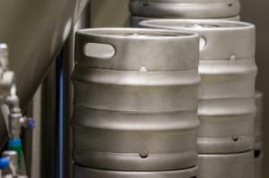 ステンレス製 ビール樽 ケグ