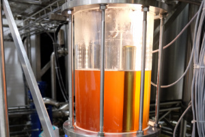 麦汁抽出が効率良くできるシステム