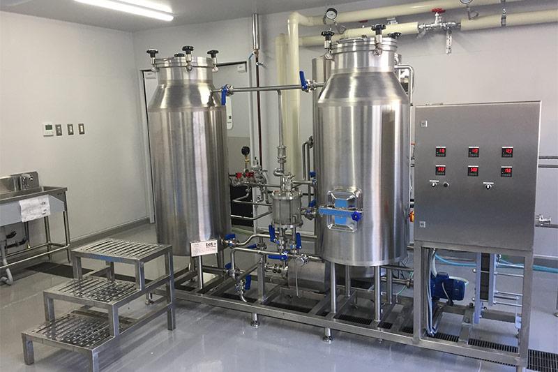 BETマイクロ醸造システム