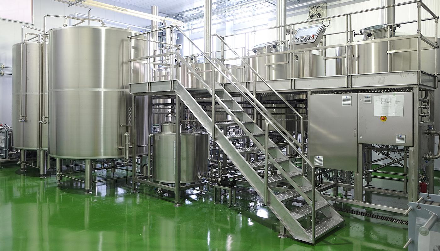 ベアレン醸造所